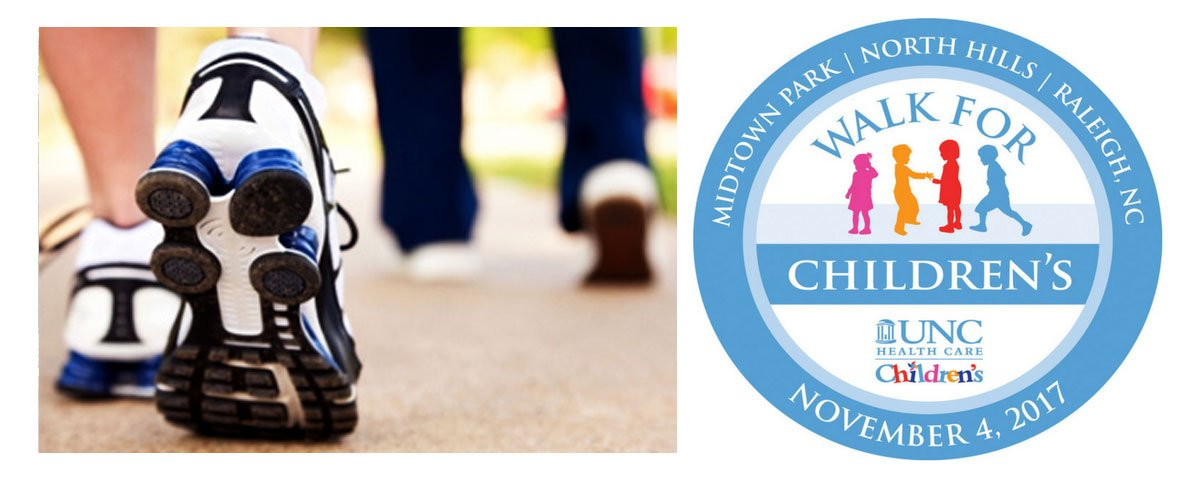 Walk for UNC Children's