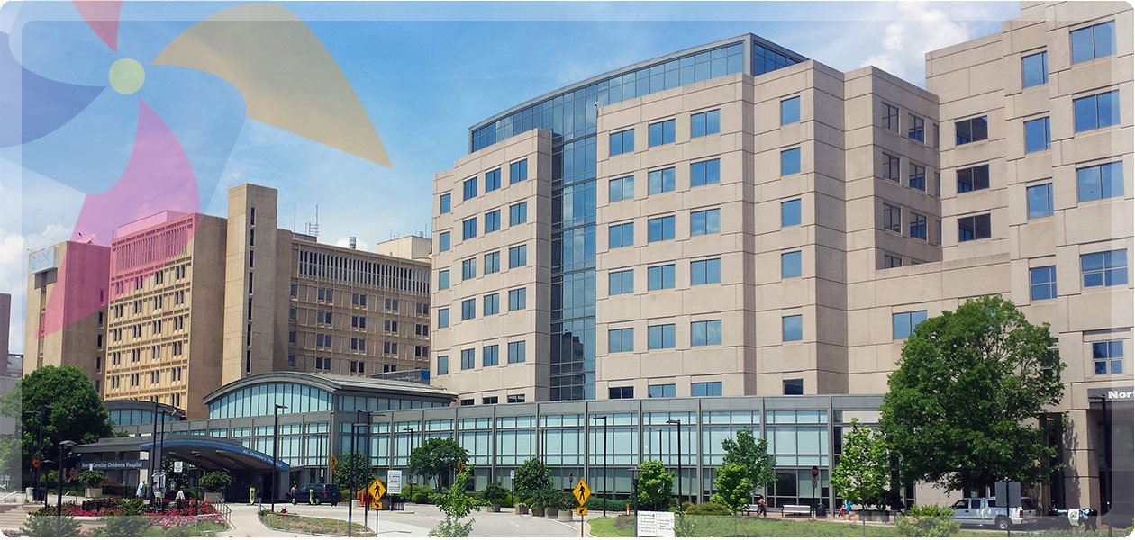 N.C. Children's Hospital is UNC Children's clinical home, located on the UNC medical campus in Chapel Hill, North Carolina.