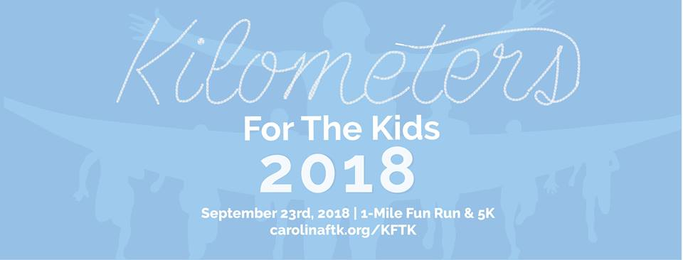 Kilometers for the Kids 2018