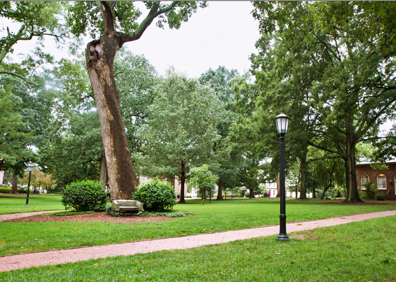 McCorkle Place, UNC